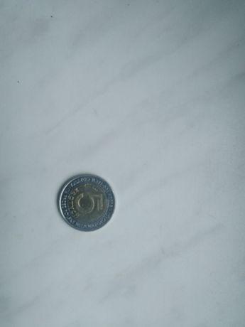Moneta 5 zł z 2018