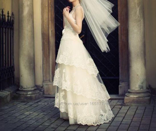 Весільна сукня. Продаж або прокат.