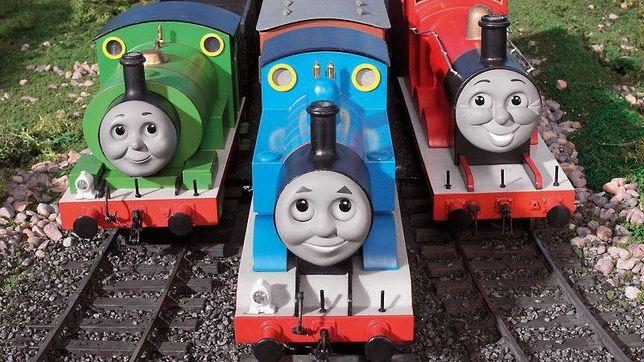 Mega wielki zestaw Tomek i przyjaciele  unikat