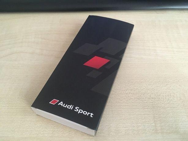 Oryginalne słuchawki Audi Sport