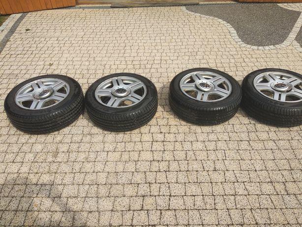 Koła VW PASSAT 3B0 16''7J 5x112 et45 Firestone 205/55 R16