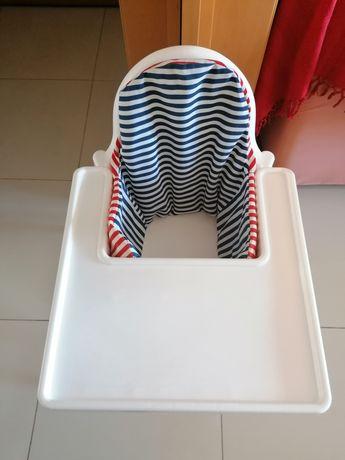 Cadeira de refeição para bebé/criança