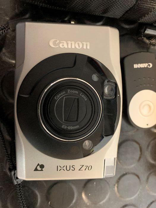 Maquina Fotografica Canon Ixus Z70 de rolo
