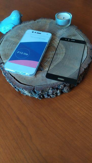 Capa 360 + Vidro Proteção Huawei P10 lite