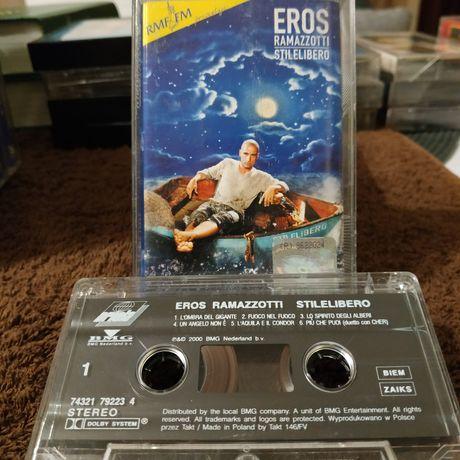 Kaseta Audio Eros Ramazzotti