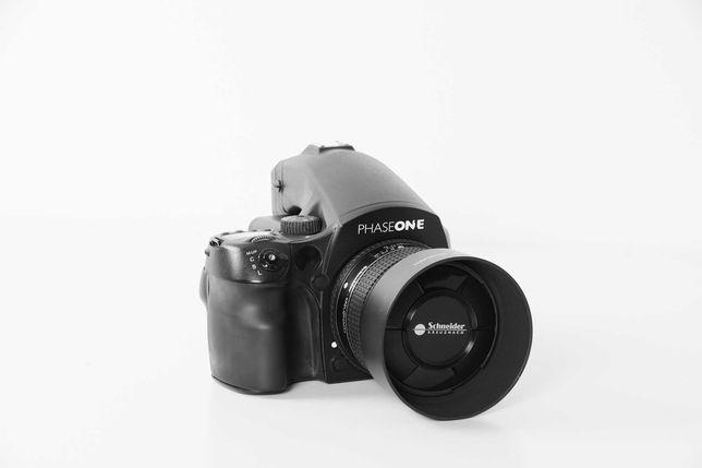 Back Digital Phase One IQ 140 + Phase one 645DF +Schneider 80mm e 35mm