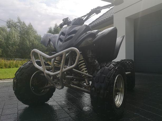 Yamaha Raptor 350 - Zarejestrowany - Ubezpieczony
