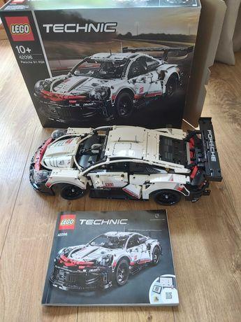 Oryginalne LEGO Technic, PORSCHE 911 RSR 42096