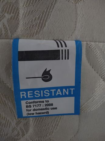 Materac Resistant 200/160/30