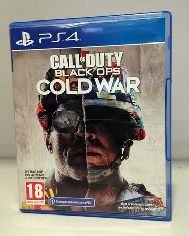 Gra Call of Duty: Black Ops Cold War -PS4
