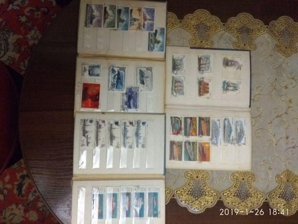 """Продаю почтовые марки, """"пионерская коллекция"""""""
