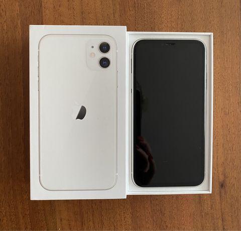 Iphone 11, White 128GB