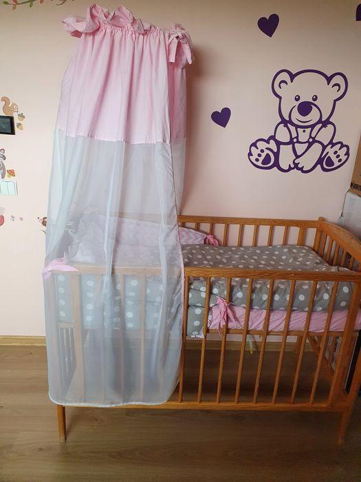 Łóżeczko dziecięce 120x60 Rogoźno - image 1