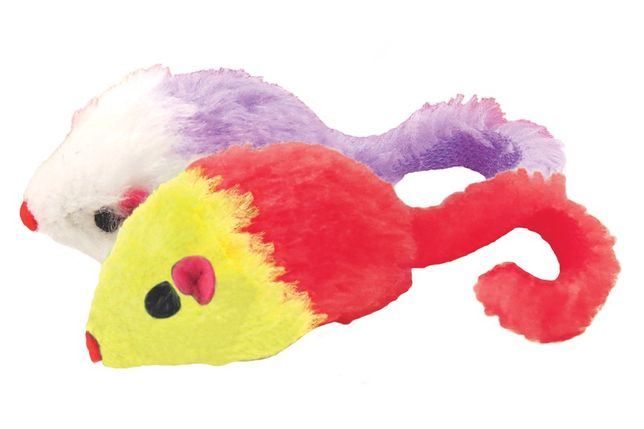 Zestaw zabawek myszki 2szt. Happet 5cm