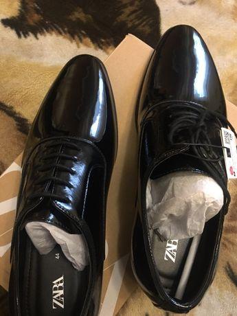 Крутые туфли Zara