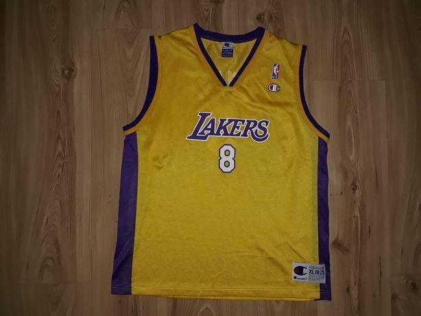 Koszulka Champion XL 18-20 Lakers Kobe Bryant 8