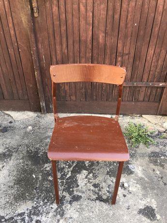 Krzesło szkolne ( 10 szt)