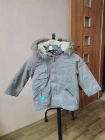 Курточка осінь-весна ріст 92