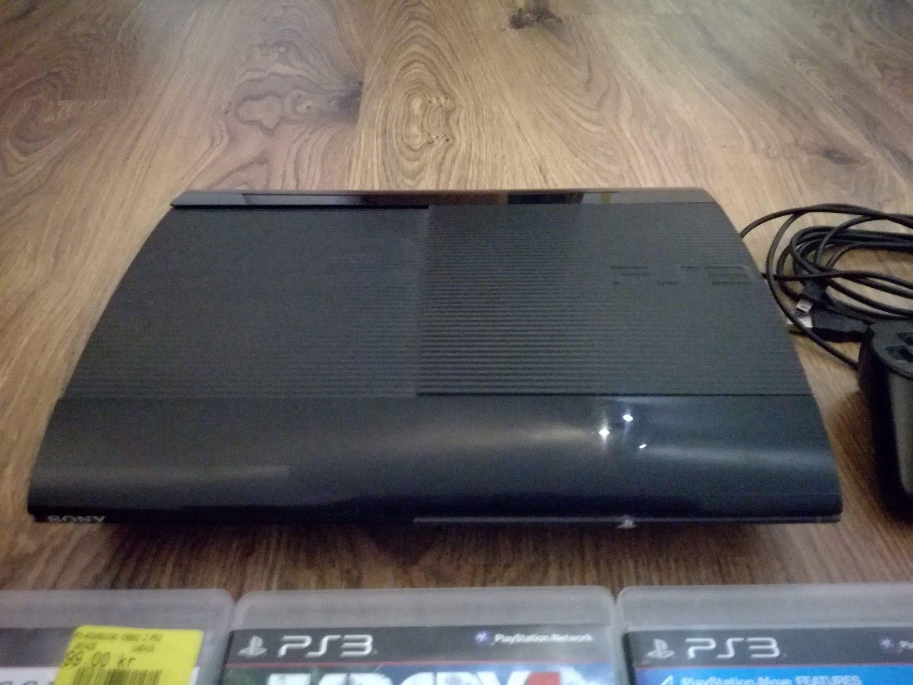 PS 3 500gb w bardzo dobrym stanie