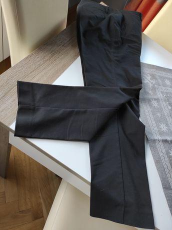 Spodnie damskie w kant