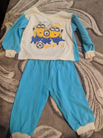 Детская пижама на 2-3 года