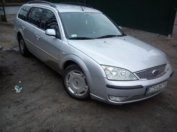 Ford Mondeo 2001 2.0 TDCI