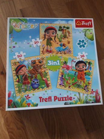 Puzzle 4+ Wissper
