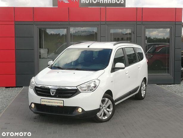 Dacia Lodgy Benzyna 115PS,Klimatyzacja, 200% Oryginalna, Gwarancja, Po Opłatach