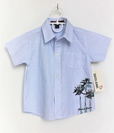 Рубашка с коротким рукавом Guess jeans, 18 мес.
