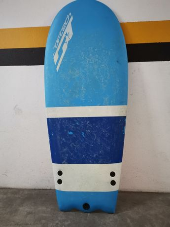 "Vendo prancha Surf Softboard Softech Rocket 52"""