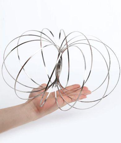 Magiczne pływające ringi kręgi pierścienie 13cm