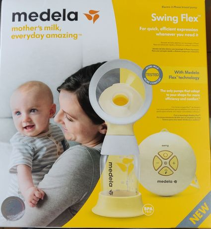 Extrator de leite materno Medela