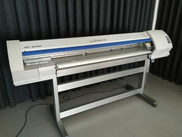 Plotter Roland SP-540V impressão e corte