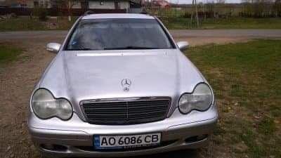 Mercedes-Benz C 180 Classic 2.0 бензин розтаможена