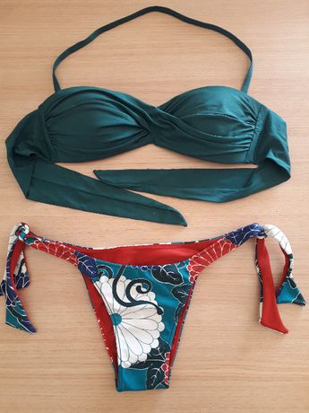 Bikini Banco de Areia