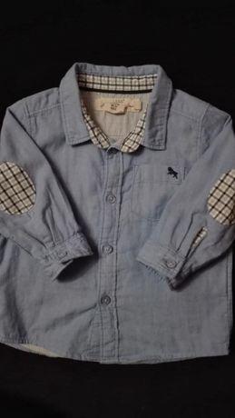 Koszula długi rękaw H&M r.74