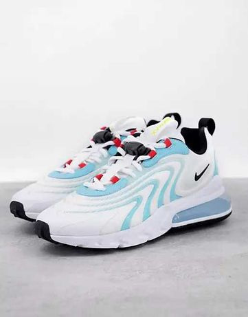 Кроссовки Nike Air Max React 270 оригинал (puma, reebok, adidas)