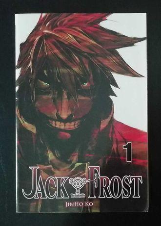 """VENDO - Manhwa /manga coreano """"Jack Frost"""" (Vol.1)"""