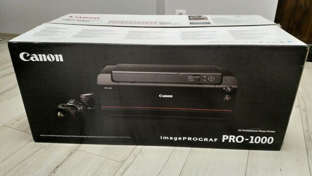 Nowa Drukarka atramentowa Canon imagePROGRAF PRO-1000 (A2)
