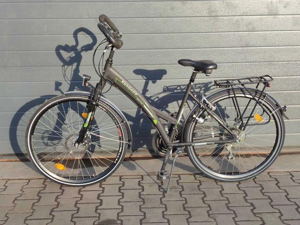 """Rower z Niemiec Zündapp silver 4.0 28"""""""