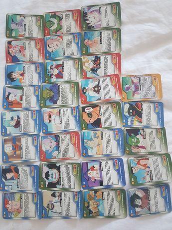 Karty dragon ball chio pełna 1 seria kolekcjonerska Z