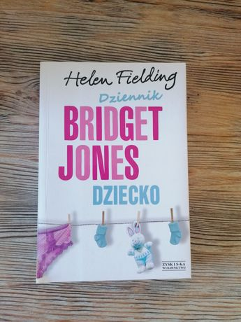 Książka Dziennik Bridget Jones dziecko