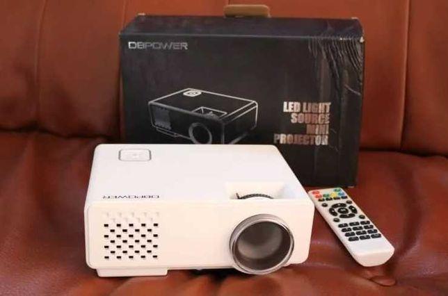проектор новый - Led1000люмен - Rias Dl810 - фильмы дома, контент
