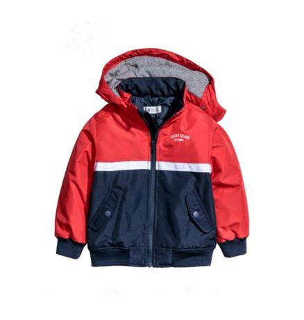 Куртка легка легкая весення весняна Н&М мальчику хлопчику