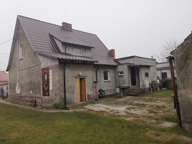 Sprzedam dom wolnostojący jedno rodzinny w gminie Czarne pow. Człuchów