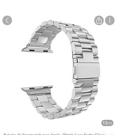 Bracelete nova para Apple watch 38 mm