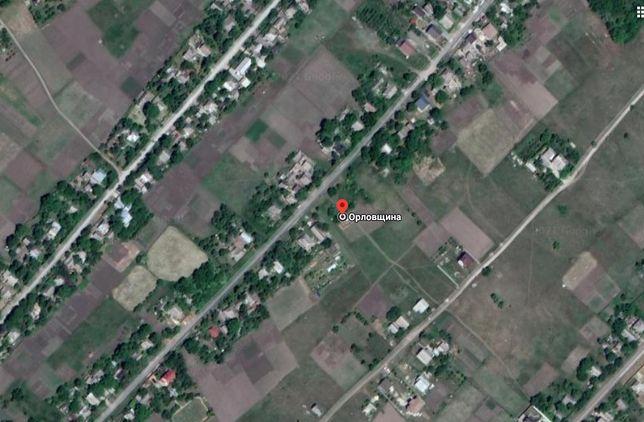 Продам земельный участок в Орловщине. Без комиссии!