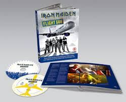 Iron Maiden - Flight 666 - DeLuxe Digibook Limited Edition