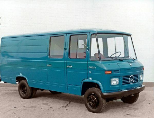 Mercedes Benz 407 nie508 nie 608 nie 609 na części