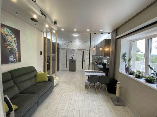 Продам пол дома на Масляниковке  с евро ремонтом 2021 умный дом .